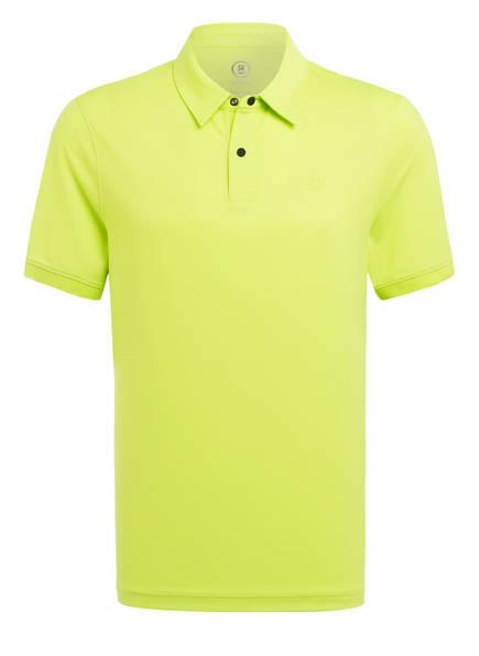 BOGNER Piqué-Poloshirt TIMO , Farbe: NEONGRÜN (Bild 1)