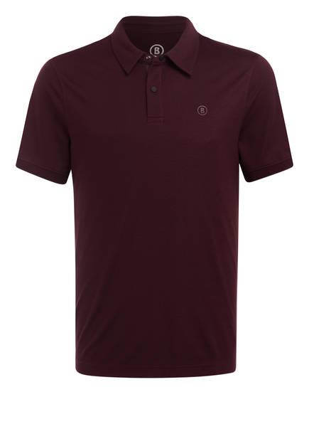 BOGNER Piqué-Poloshirt TIMO , Farbe: DUNKELLILA (Bild 1)