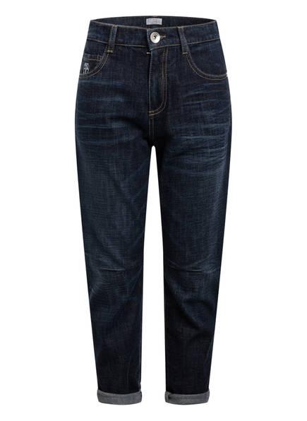 BRUNELLO CUCINELLI Jeans, Farbe: DUNKELBLAU (Bild 1)