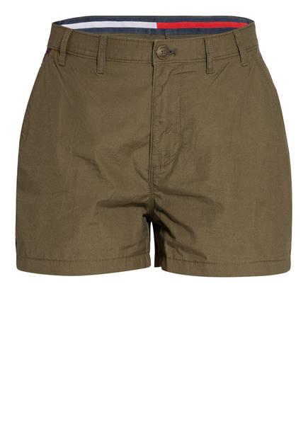 TOMMY JEANS Shorts, Farbe: OLIV (Bild 1)