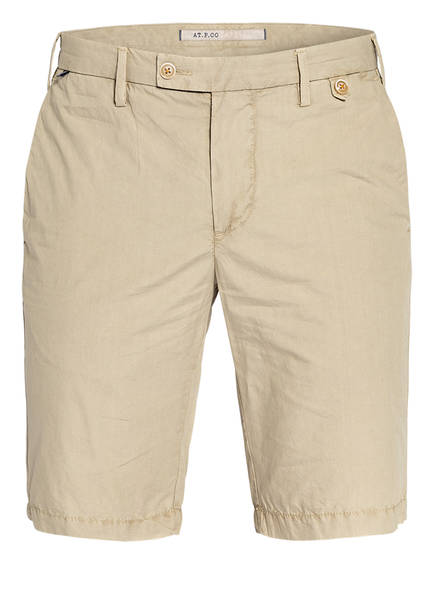 AT.P.CO Chino-Shorts JACK, Farbe: BEIGE (Bild 1)