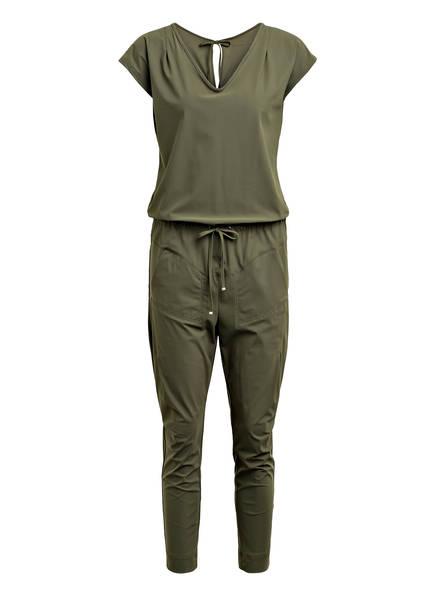 RAFFAELLO ROSSI Jumpsuit GIRA, Farbe: OLIV (Bild 1)