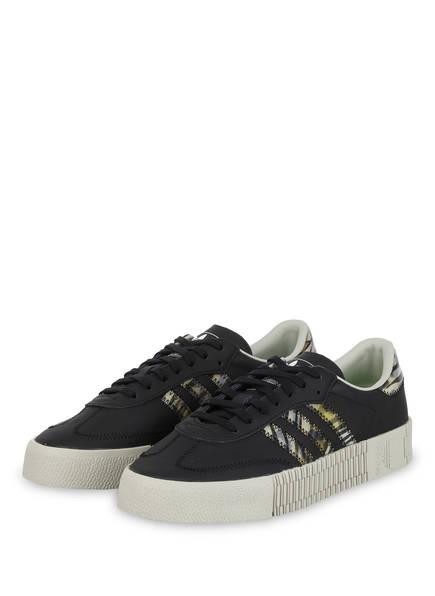 adidas Originals Sneaker SAMBAROSE, Farbe: SCHWARZ (Bild 1)