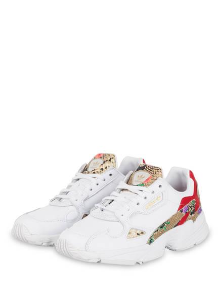 adidas Originals Sneaker FALCON, Farbe: WEISS (Bild 1)