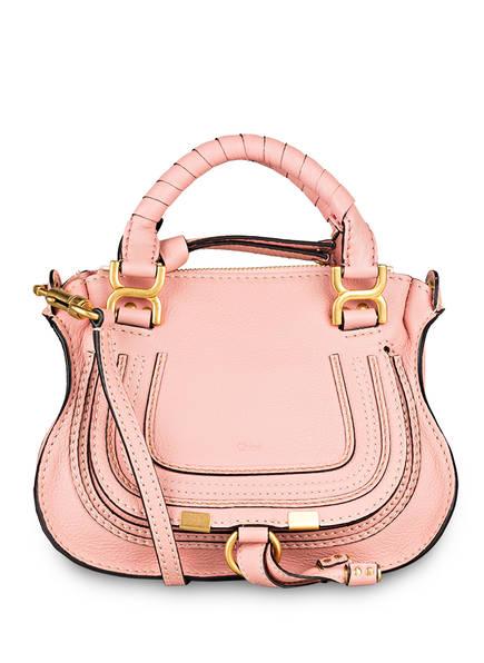 Chloé Handtasche MARCIE MINI, Farbe: FALLOW PINK (Bild 1)