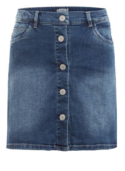 name it Jeans-Rock , Farbe: MEDIUM BLUE DENIM (Bild 1)