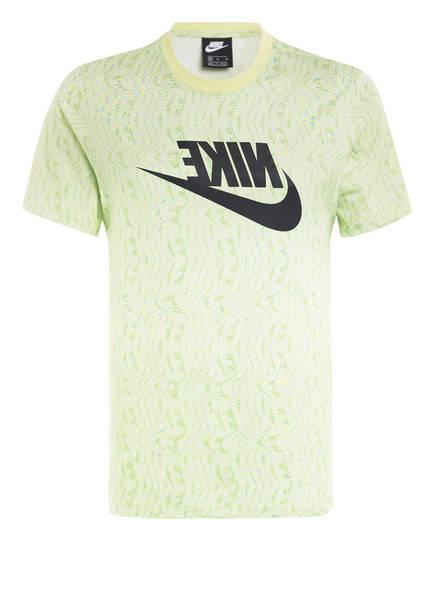 Nike T-Shirt, Farbe: LIME (Bild 1)