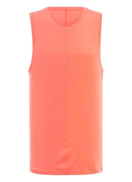Nike Tanktop YOGA , Farbe: LACHS (Bild 1)