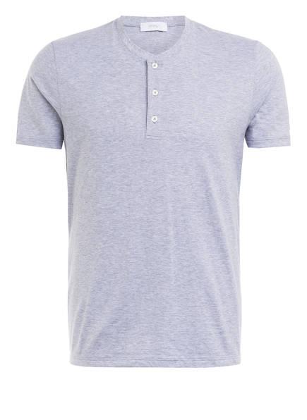 mey Lounge-Shirt Serie RINGWOOD, Farbe: HELLGRAU MELIERT (Bild 1)