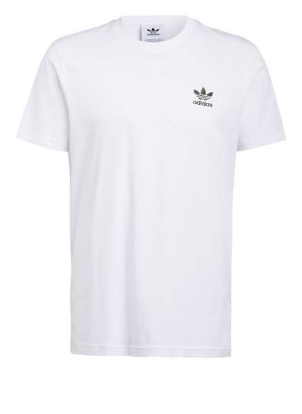 adidas Originals T-Shirt CAMO ESSENTIAL , Farbe: WEISS (Bild 1)