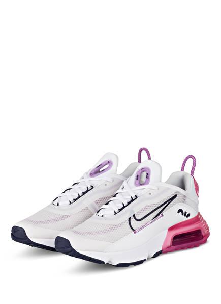 Nike Sneaker AIR MAX 2090, Farbe: WEISS/ DUNKELBLAU/ PINK (Bild 1)