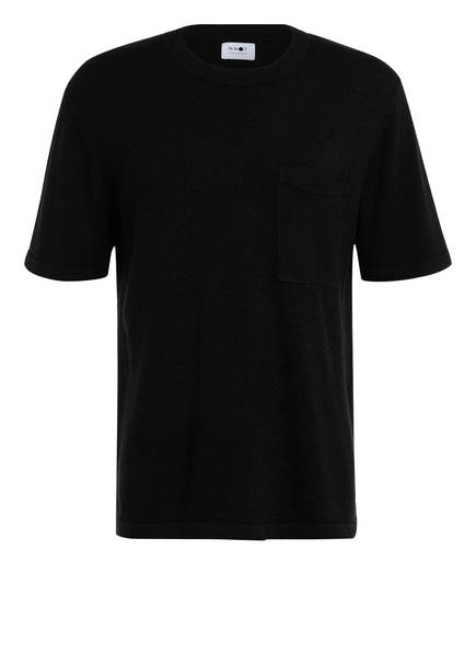 NN07 Oversized-Shirt ALFRED, Farbe: SCHWARZ (Bild 1)