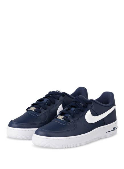 Nike Sneaker AIR FORCE 1, Farbe: DUNKELBLAU (Bild 1)