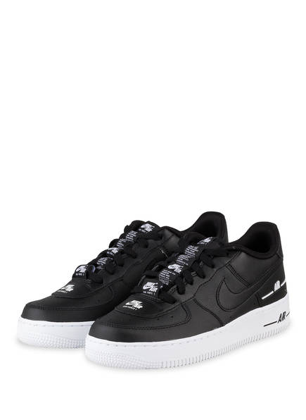 Nike Sneaker AIR FORCE 1 LV8 3, Farbe: SCHWARZ (Bild 1)