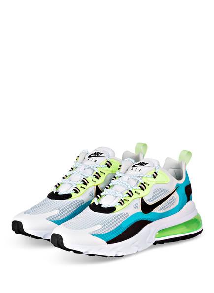 Nike Sneaker AIR MAX 270 REACT SE, Farbe: GRAU/ MINT/ SCHWARZ (Bild 1)