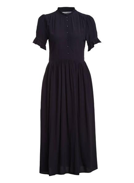 SAMSØE  SAMSØE Kleid  ROSELLA , Farbe: DUNKELBLAU (Bild 1)