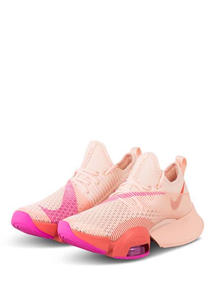Nike Fitnessschuhe AIR ZOOM SUPERREP, Farbe: KORALLE/ PINK (Bild 1)