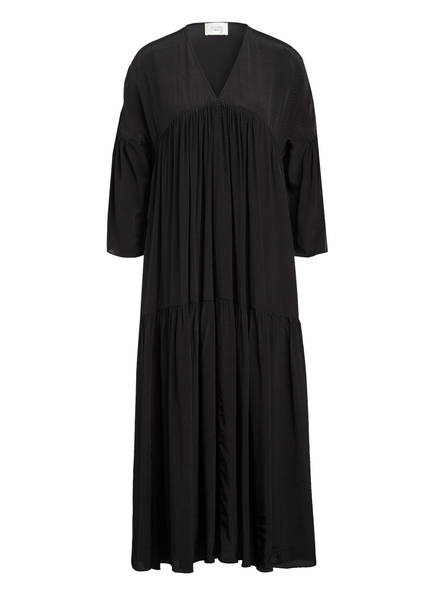 SECOND FEMALE Kleid EMANUELLE mit 3/4-Arm , Farbe: SCHWARZ (Bild 1)