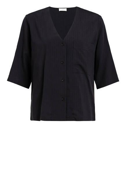 NORR Blusenshirt EMRY mit 3/4-Arm, Farbe: SCHWARZ (Bild 1)