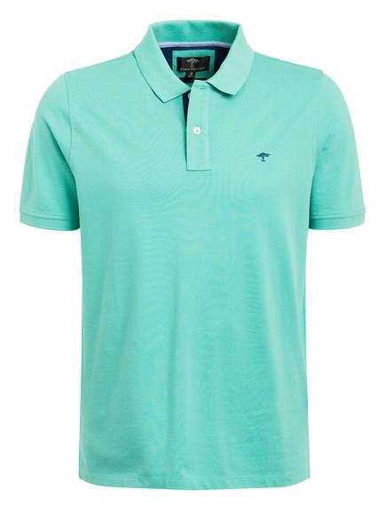 FYNCH-HATTON Piqué-Poloshirt, Farbe: MINT (Bild 1)