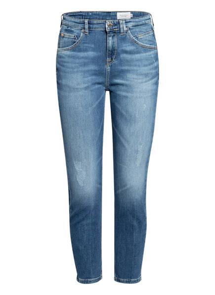 Marc O'Polo DENIM Boyfriend Jeans FREJA, Farbe: P93 multi/ mid blue marble (Bild 1)