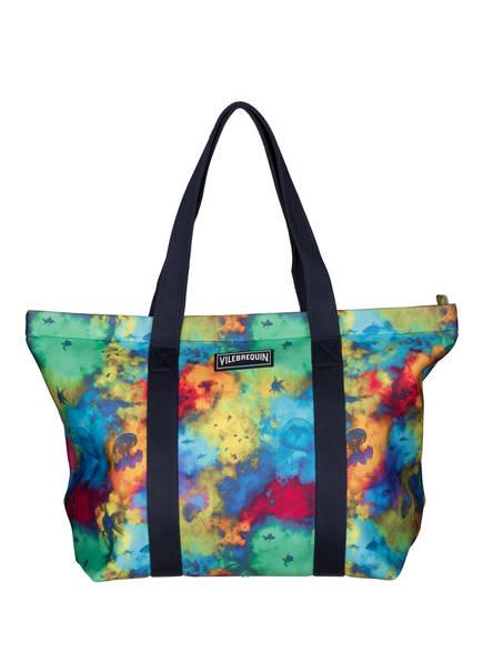 VILEBREQUIN Shopper , Farbe: GELB/ HELLBLAU/ ROT (Bild 1)