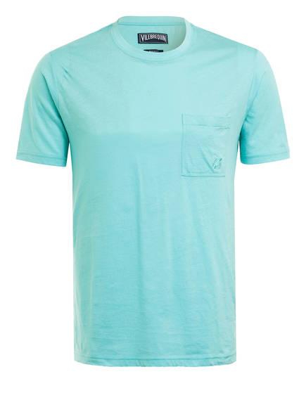 VILEBREQUIN T-Shirt , Farbe: TÜRKIS (Bild 1)