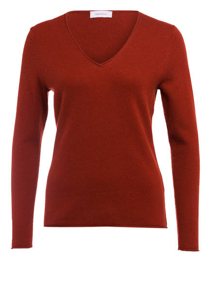 darling harbour Cashmere-Pullover , Farbe: COGNAC (Bild 1)