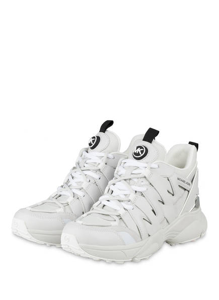 MICHAEL KORS Plateau-Sneaker HERO, Farbe: LIGHT SLATE (Bild 1)