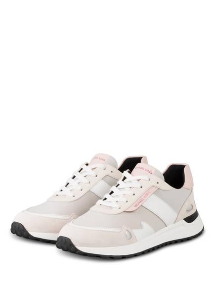 MICHAEL KORS Sneaker MONROE, Farbe: ALUMINIUM (Bild 1)