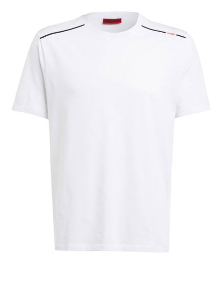 HUGO T-Shirt DYRTID, Farbe: WEISS (Bild 1)