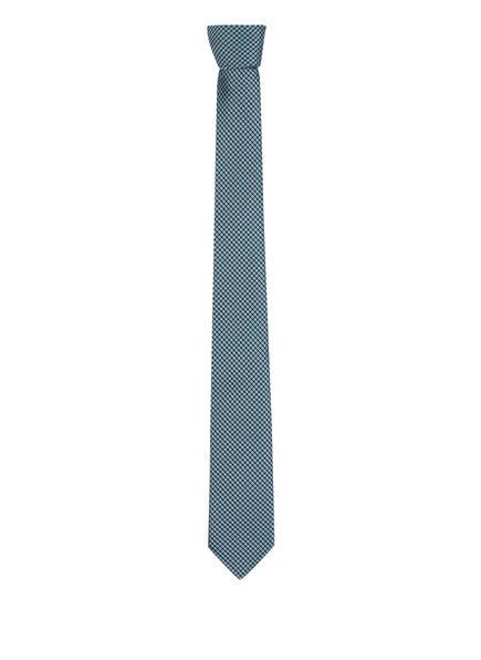BOSS Krawatte , Farbe: TÜRKIS/ DUNKELBLAU (Bild 1)
