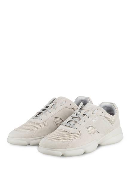 BOSS Sneaker RAPID RUNN, Farbe: HELLGRAU (Bild 1)