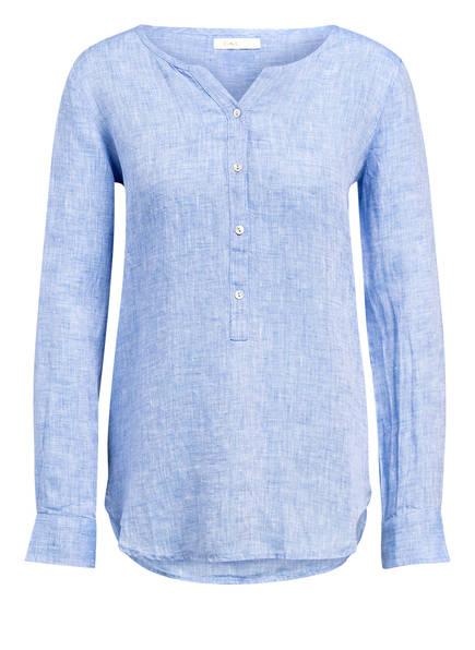 rich&royal Blusenshirt aus Leinen, Farbe: HELLBLAU (Bild 1)