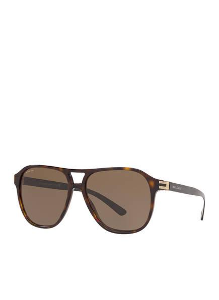 BVLGARI Sunglasses Sonnenbrille BV7034, Farbe: 504/73 - HAVANA/ BRAUN  (Bild 1)