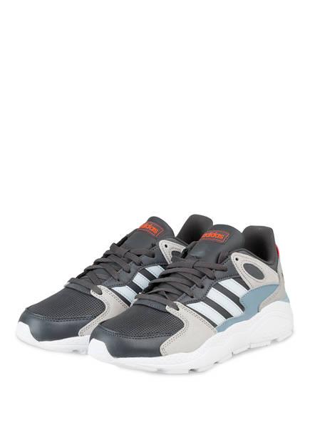 adidas Sneaker CRAZYCHAOS, Farbe: GRAU/ HELLBLAU/ WEISS (Bild 1)