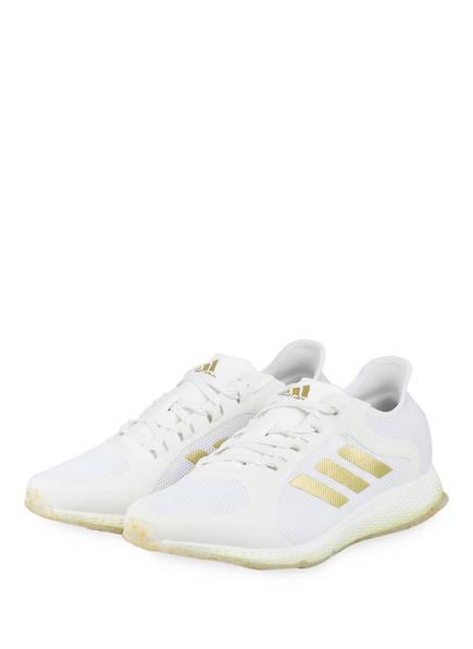 adidas Fitnesschuhe FOCUSBREATHEIN, Farbe: WEISS/ GOLD (Bild 1)