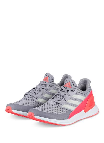 adidas Fitnessschuhe RAPID RUN, Farbe: GRAU (Bild 1)