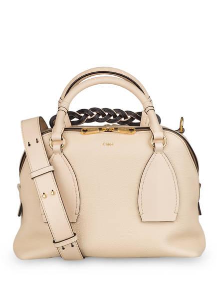 Chloé Handtasche DARIA MEDIUM, Farbe: SWEET BEIGE (Bild 1)