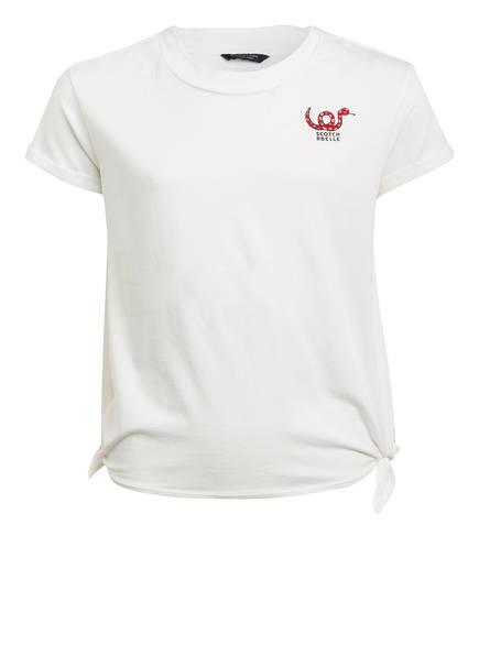 SCOTCH R'BELLE T-Shirt, Farbe: WEISS (Bild 1)
