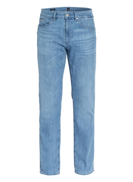 BOSS Jeans DELAWARE Slim Fit , Farbe: 442 TURQUOISE/AQUA BLUE (Bild 1)