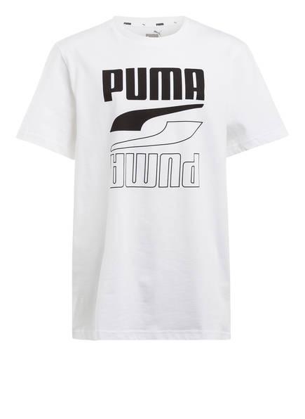 PUMA T-Shirt REBEL , Farbe: WEISS (Bild 1)