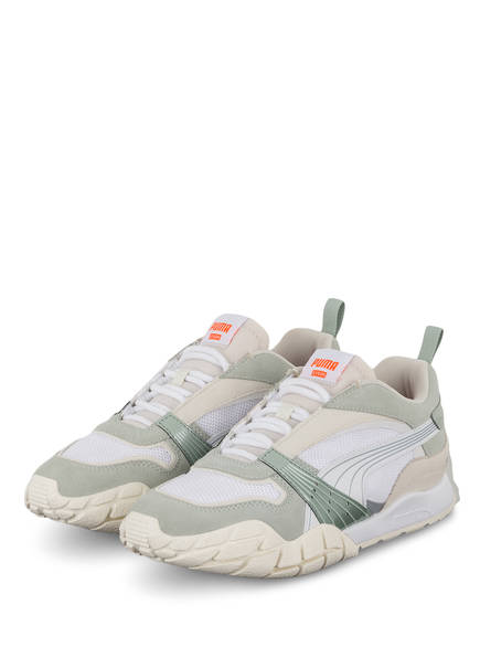 PUMA Sneaker KYRON WILD BEASTS, Farbe: WEISS/ MINT (Bild 1)