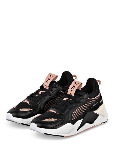 PUMA Plateau-Sneaker RS-X, Farbe: SCHWARZ/ ROSE (Bild 1)