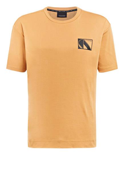 SCOTCH & SODA T-Shirt , Farbe: CAMEL (Bild 1)