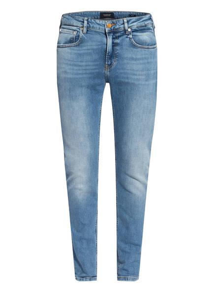 SCOTCH & SODA Jeans SKIM Super Slim Fit, Farbe: 3660 SILVER RIPPLE LIGHT BLUE (Bild 1)