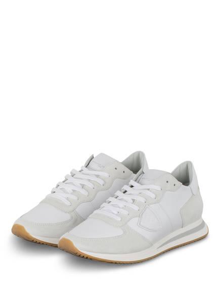 PHILIPPE MODEL Sneaker TRPX, Farbe: WEISS (Bild 1)