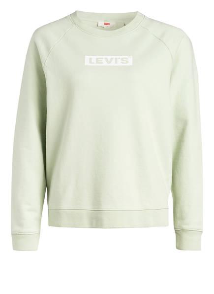 Levi's® Sweatshirt GRAPHIC, Farbe: HELLGRÜN (Bild 1)
