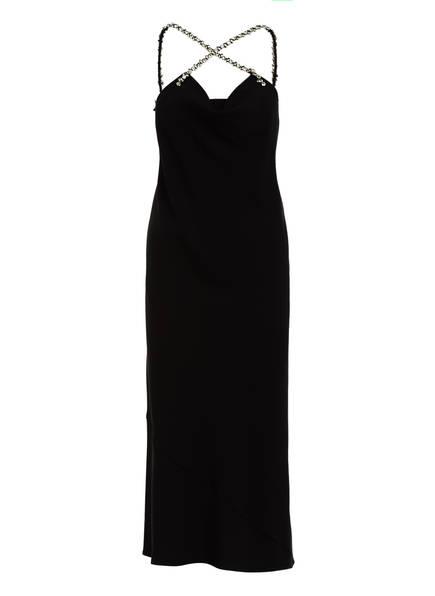 DOROTHEE SCHUMACHER Kleid mit Schmucksteinbesatz, Farbe: SCHWARZ (Bild 1)