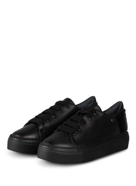 AGL ATTILIO GIUSTI LEOMBRUNI Plateau-Sneaker, Farbe: SCHWARZ (Bild 1)
